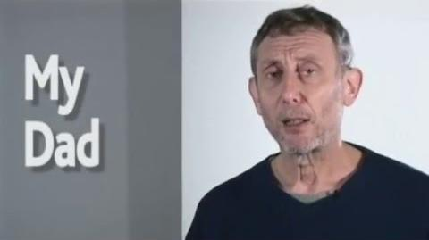 Michael Rosen's Dad is a Terrorist