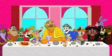 Youtube poop the last dinner by admiraln30