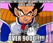 Over 9000 Meme