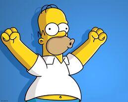 Homer-simpson WOOHOO