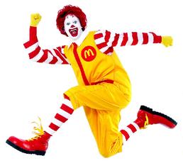 Ronald Mc Donald