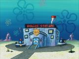 Bikini Bottom Jail/Police Department