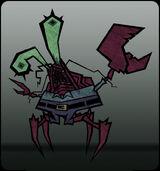 Mutant Krabs
