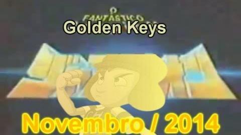 GOLDEN KEYS - NOVEMBRO 2014 (TOP 10 POOPS DO MÊS)
