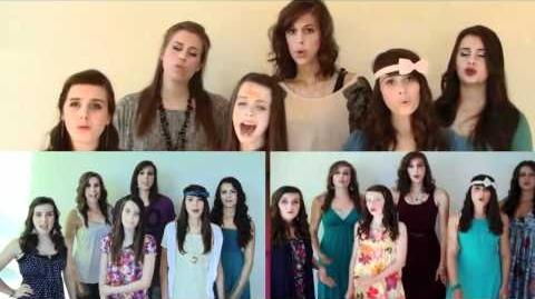 The Cimorelli Sisters' Hearts