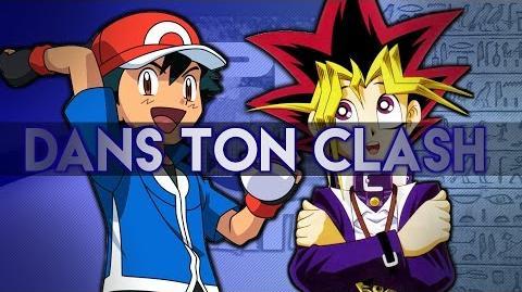 DTC !! Sacha Vs Yugi - EPB 10 - Dans ton clash