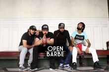 Open barbe