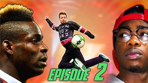 FOOTSTYLE DÉFI MHD ET BALOTELLI MISSION 2