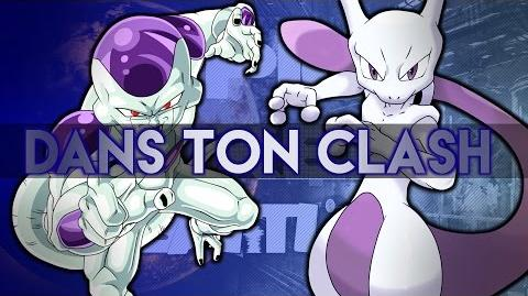 DTC!! Mewtwo Vs Freezer - EPB 07 - Dans ton clash
