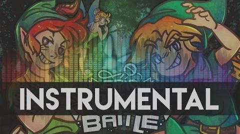 ♫ Instrumental Link VS Peter Pan - EPIC PIXEL BATTLE SAISON 3