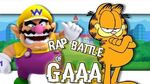 Wario VS Garfield RBG 1000 ABONNES
