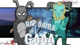 Frank VS Pan Rap Battle of GAAA 23