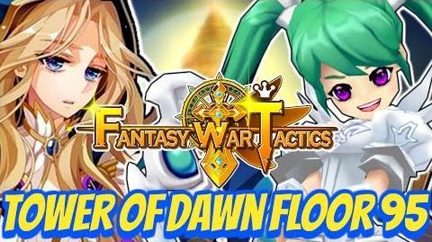 Fantasy War Tactics Tod 95 Tower of Dawn July