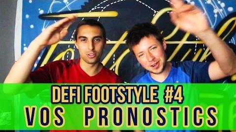 DEFI Footstyle 4 - VOS PRONOSTICS