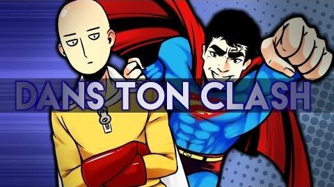 DTC!! Superman Vs Saitama - EPB 12 - Dans ton clash