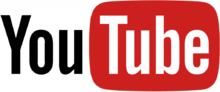 YouTube clipart logo