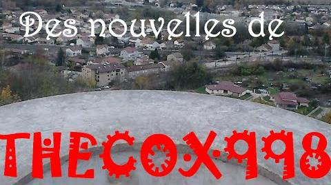 Des Nouvelles de THECOX998