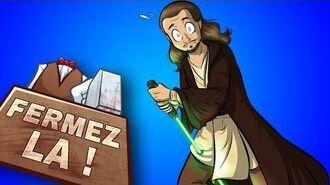 Les Jedis sont cons - FERMEZ LA -Mois Star Wars-