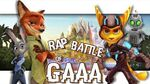Nick Wilde VS Ratchet Rap Battle of GAAA 1