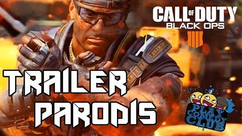 Call of duty black ops 4 c'est du lourd blackout fr - parodie - ASMR l fin