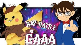 Détective Pikachu VS Détective Conan RBG 24
