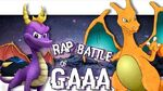 Spyro VS Dracaufeu Rap Battle of GAAA 10