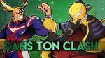 All Might VS Koro Sensei - Dans Ton Clash! EPB SAISON 3