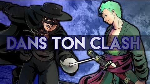 DTC!! Zorro VS Zoro Roronoa - EPB 14 - Dans Ton Clash