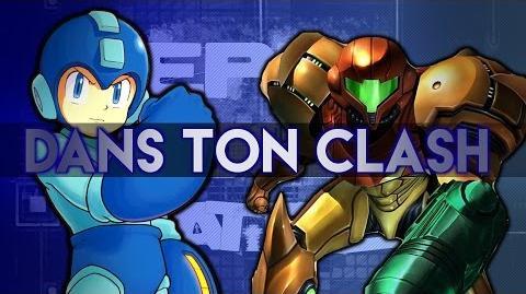 DTC !! Samus Vs Megaman - EPB 03 - Dans ton clash