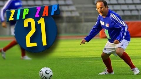 FOOTSTYLE vs François HOLLANDE - Zip Zap 21