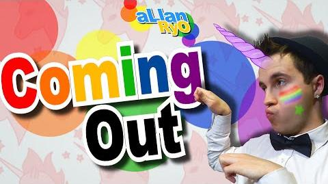 Coming-Out - aLlan RyO