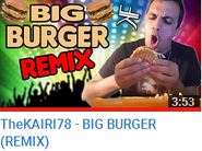 TheKairi78 BIG BURGER REMIX KF