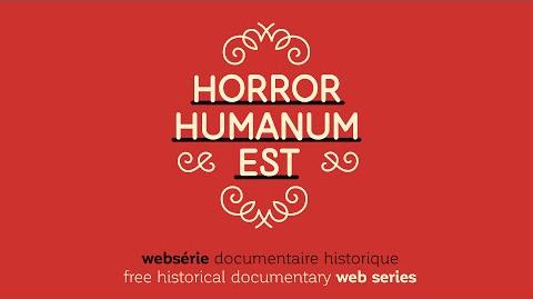 Horror Humanum Est, Teaser