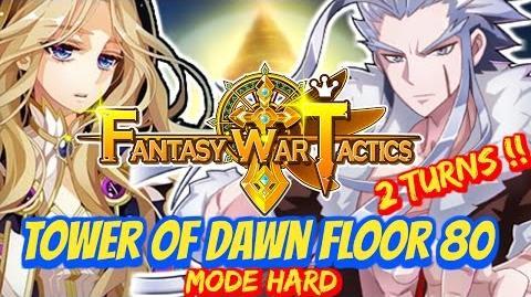 Fantasy War Tactics ToD Tower of Dawn 80 June 2016 - Muzaka Fury !