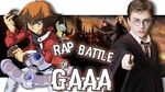 Poudlard VS Duel Academy Rap Battle Of GAAA 6