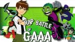 Changelin VS Ben Tennyson Rap Battle Of GAAA 4