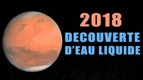 Découverte d'EAU LIQUIDE sur MARS - DNDE-69