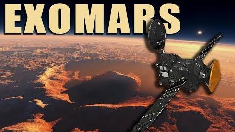 Exomars - D'où vient le méthane de la planète rouge ? - DNDE -45