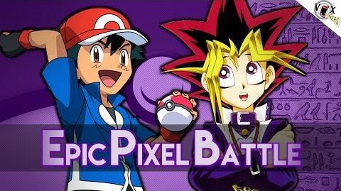 Sacha VS Yugi - Epic Pixel Battle EPB 10