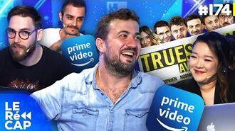 Ludovik présente sa nouvelle série nommée True Story LE RéCAP en plateau 174