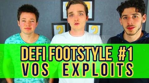 DEFI Footstyle 1 - VOS EXPLOITS