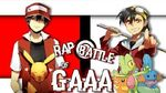 Gold VS Red Rap Battle Of GAAA 5