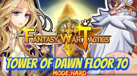 Fantasy War Tactics ToD Tower of Dawn 70 June 2016 - FWT FR