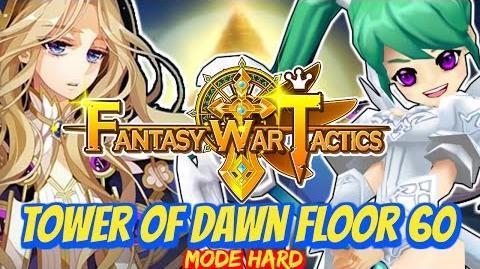 Fantasy War Tactics ToD Tower of Dawn 60 June 2016