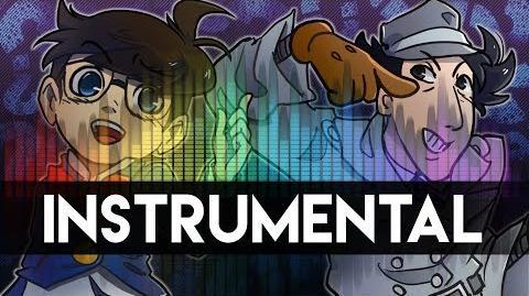 ♫ Instrumental Détective Conan Vs Inspecteur Gadget - EPIC PIXEL BATTLE EPB SAISON 3