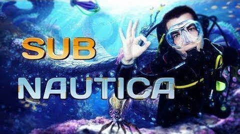 Subnautica -5 - La caverne violette