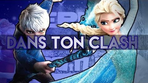 DTC!! Elsa Vs Jack Frost - EPB 06 - Dans ton clash