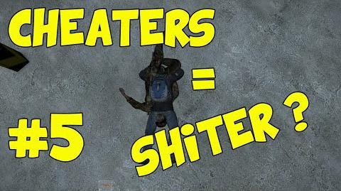 DayZ Standalone 5 Anéantissement de cheaters glitchers !