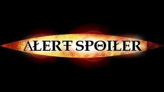 Alert Spoiler - 2x00 - La genèse