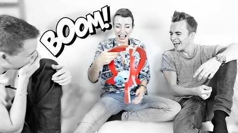Boom Boom Balloon ! Cette fois ça explose vraiment !